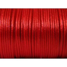 Satenski kanap 3 mm crveni