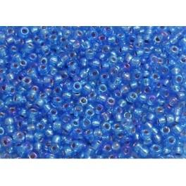 Venecija 111/0 (2.1 mm) srednje plava srebrna linija