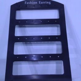 Plasticni stalak za izlaganje mindjusa 10*15 cm crni