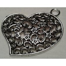 Metalni privesci VELIKIi- srce