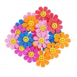 Eva pena oblici cvet 30 mm