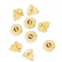 Zvonce 1 cm zlato