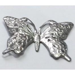 Filigranske osnove leptir 30 mm inox