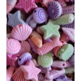 Decija perla miks boja i oblika
