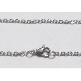 316 Nerdjajući čelik gotov lanac 50 cm