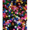 Fuse beads-perle za napeglavanje-sarena
