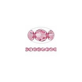 Kineski kristal lopta 4 mm roze