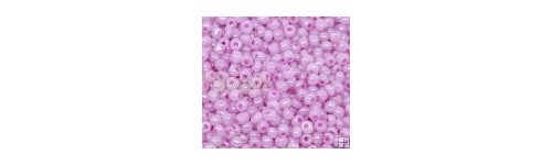 SEED BEADS 6/0 (4 MM) PASTELNA